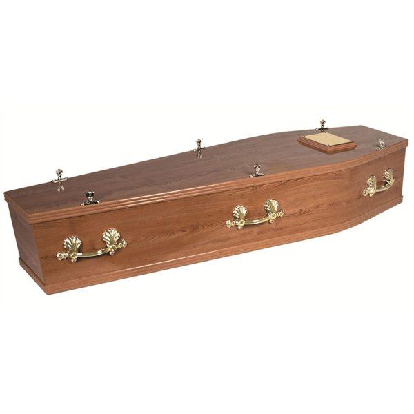 The Cambridge coffin
