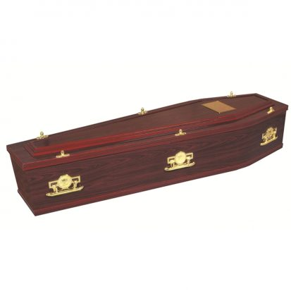 The Harewood coffin