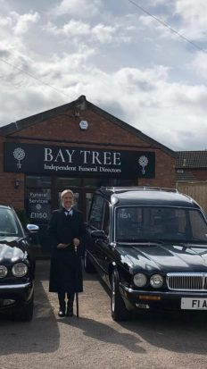 bay tree funeral Directors Leicester