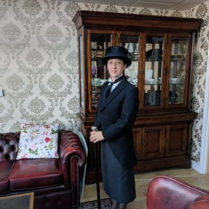 bay tree Funeral Directors Leicester Samantha Ward