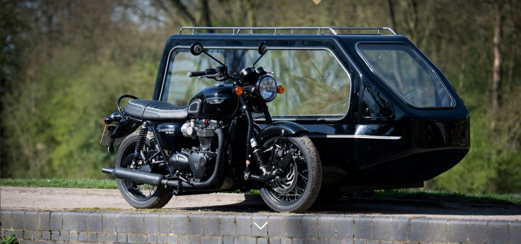Motorcycle Funerals Leicester